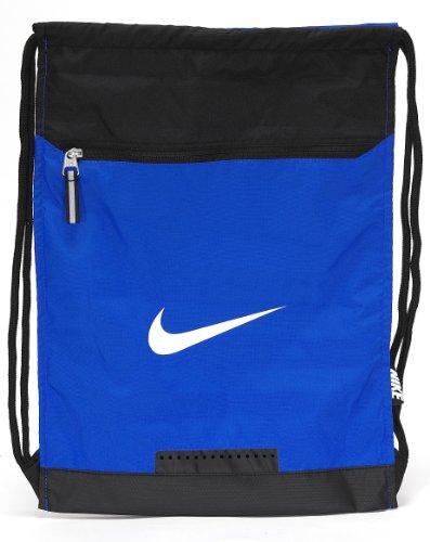 Nike Team Training Gymsack Black/White Size One Size