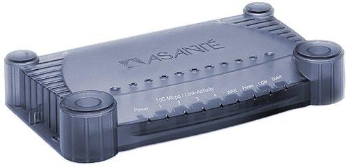 Asante FR3004LC FriendlyNET Cable/DSL Router