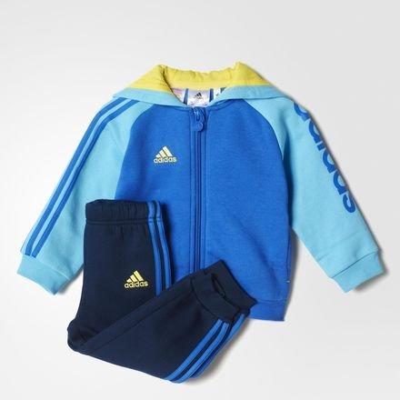 Adidas Baby joggingpak met capuchon