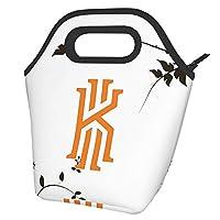 大容量カイリー アービング (1)(1) ランチバッグ 保温 バッグ 断熱バッグ 再利用可能ランチバッグ 軽量化 防水ランチトート 男女兼用/子供にも ミニ オフィス&通勤&通学&ピクニック&遠足