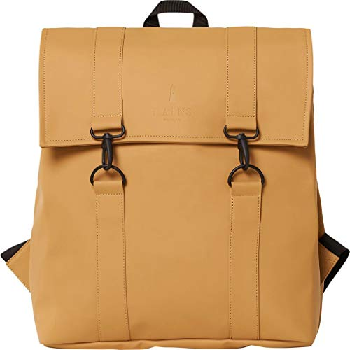 Rains MSN Bag Stylish Daypack with Vintage Vibe Messenger Bag Backpack
