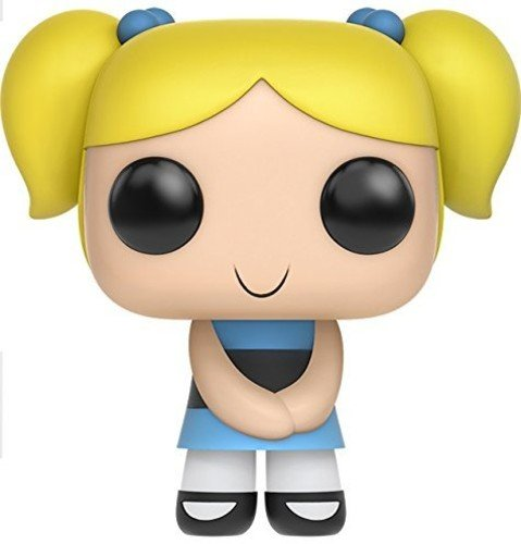 Funko Pop!- 9833 Vinyl: PPG: Bubbles, Multicolor