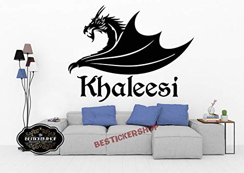 Game of Thrones Muurstickers Stickers Huis Targaryen Muursticker Home Decor DIY muurstickers Dierlijke draken Vinyl 2231RE
