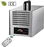 cheaaff Ozonizador Generador de ozono Industrial 5000-20000 MG/Hora Ozonizador purificador de Aire para olores de Humo y Mascotas de habitación Anti-Humo