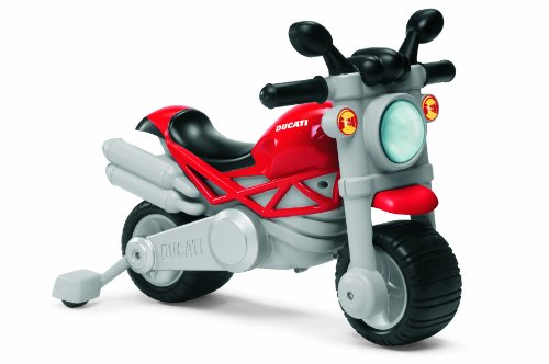 Chicco Ducati Monster (+18 Meses)