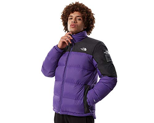 The North Face Uomo Diablo Piumino L Purple
