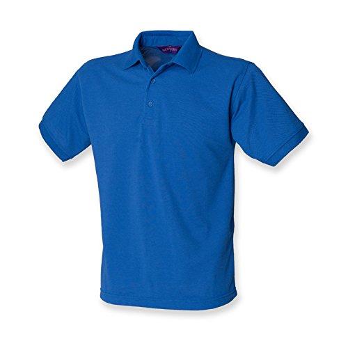 Henbury - Polo - - Polo - Col polo - Manches courtes Homme - Bleu - Bleu marine - Xxx-large