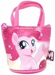 "My Little Pony 4"" Family Disney Licensed Small Handbag Purse Wallet Coin Bag"