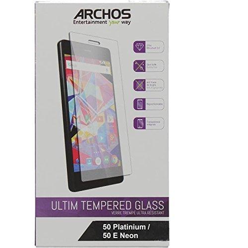Archos–Pellicola di Protezione Schermo Vetro temprato 50Platinum/50e Neon
