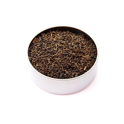 Chado Tea India Chado Tea, Competition Quality Golden Pu-Erh (50 gm) | Makes 25 Cups | 100% Vegetarian | Pu-Erh Tea | Sealed for...