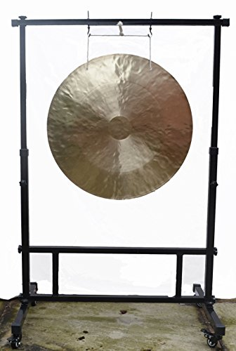 Traditional Wind Gong Feng 24' with stand and mallet