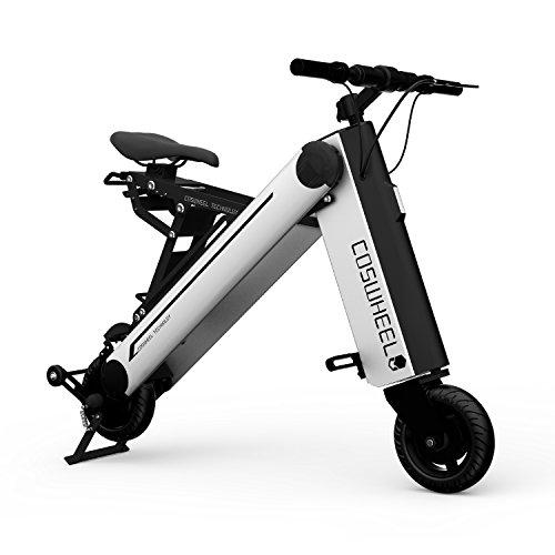 Noir VTT Sacoche de Transport Guidon Quad Scooter /Électrique v/élo Sac de Rangement pour Xiaomi M365//Ninebot ES2//ES1