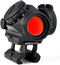 AT3 Tactical RD-50 PRO Red Dot Sight with .83