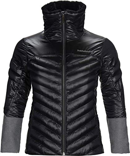 Peak Performance Damen Velaero Liner Jacke, Black, XS