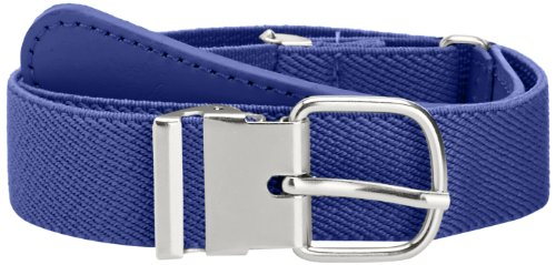 Playshoes Elastik-Gürtel Capo d'abbigliamento, Blu (Blau (Marine), 75-DE unisex