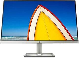 HP 24f (23,8 Zoll / Full HD IPS) Monitor (AMD FreeSync, HDMI, VGA, 1920 x 1080, 60Hz, Reaktionszeit 5ms) schwarz / silber