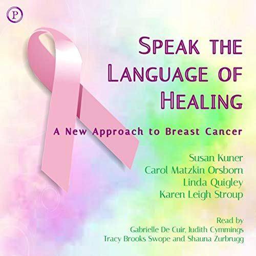 Speak the Language of Healing  By  cover art