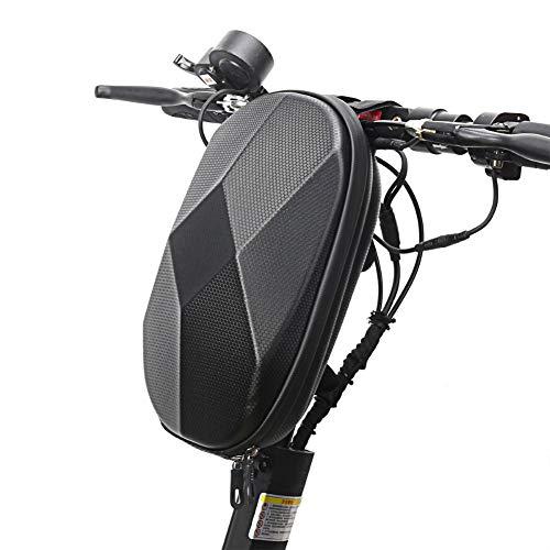 GUOJIN Impermeable Bolsa Manillar Patinetes Electricos, Gran Capacidad, para Scooter Xiaomi M365...