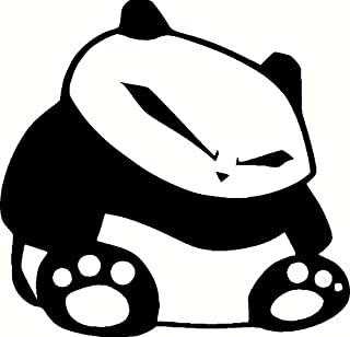 [#111] FLA Fat JDM Panda Cartoon Macbook Decal Sticker Long Lasting Vinyl 5
