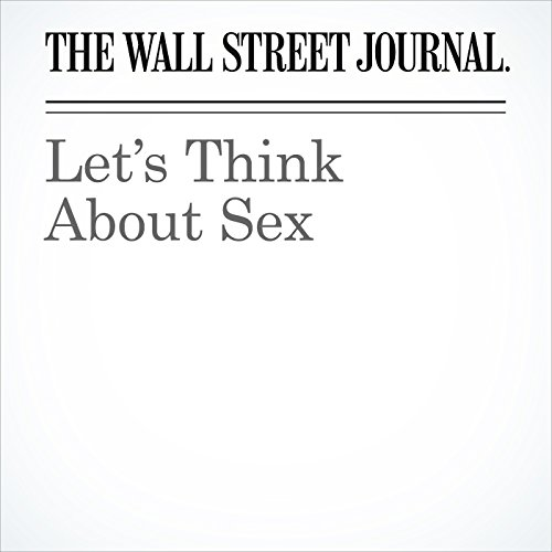 Let's Think About Sex copertina