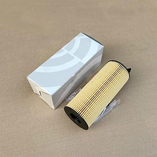 GCS Gcsheng Elemento de Filtro de Aceite del Coche Ajuste para BMW X1 (E84) 1.8L / 2.0L / 2.3L X3 (E83) 1.8L OEM NO 11427807177 (Color : 30pcs)