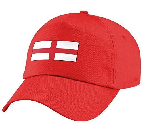 laylawson kinderen nationale sport land vlag honkbal pet jongens meisjes kinderen voetbal Racing atletiek Olympische zomer hoed (grote variëteit)