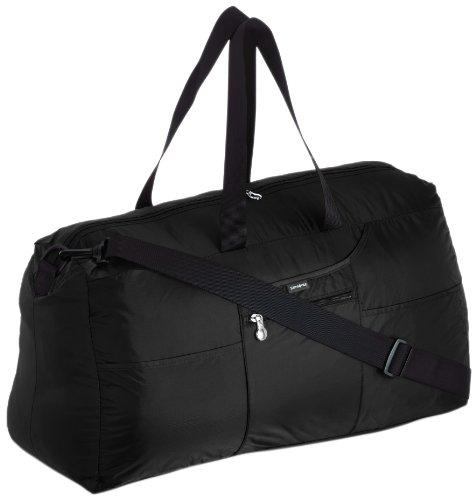 Samsonite Sac de Voyage Travel Accessor. V Foldaway Duffle 0 cm 0.01 Liters Noir (Black) 57973