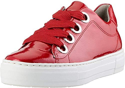 Jenny Damen CANBERRA Sneaker, Rot (Rosso 83), 40 EU