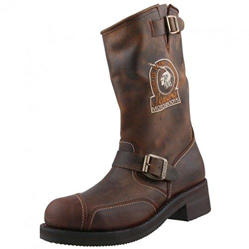 Sendra Boots, Stivali Uomo, Marrone (Marrone), 43