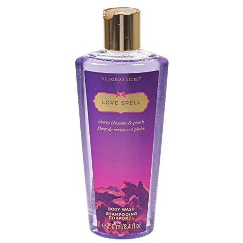Victoria's Secret VS Fantasies Love Spell femme/women, Showergel, 1er Pack (1 x 250 ml)