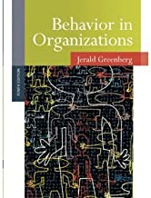 By Jerald Greenberg Behavior in Organizations (10th Edition) (10th Tenth Edition) [Hardcover]
