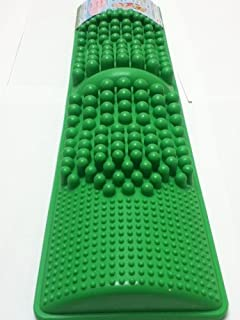 Japanese Reflexology Foot Massager with Nubs (Green)