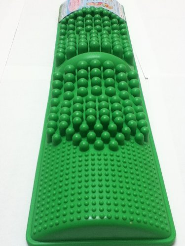 Japanese Reflexology Foot Massager with Nubs (Green)