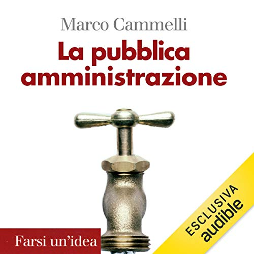 La pubblica amministrazione copertina