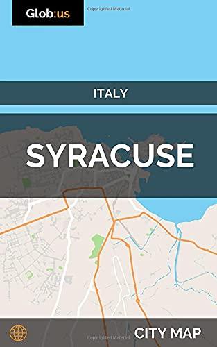 Syracuse, Italia - Mapa de la ciudad