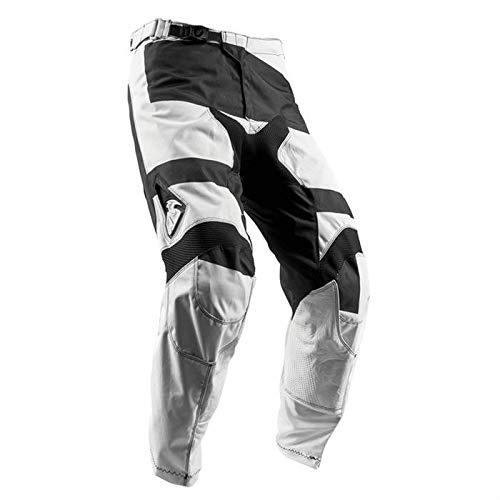 Thor Pulse Level Motocross Hose 2018 - schwarz Weiss