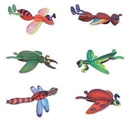 Foam Insect Gliders