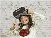 Visore VR Realta Virtuale + Gioco educativo bambini [Operazioni Matematica e calcolo mentale] Regalo Originale per bambino 5 6 7 8 9 10 11 12 anni [Natale - Compleanno] Occhiali Realtà Virtuale #8