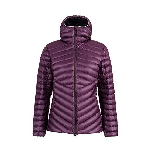 Mammut Broad Peak - Vestido para mujer, Mujer, Abrigo de vestir, 1013-00350, morado, small