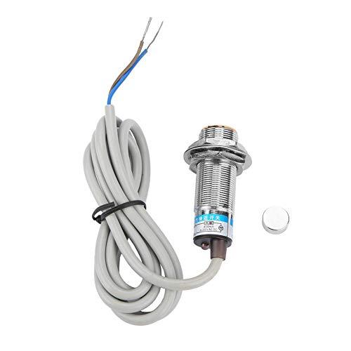 10mm Distanzmessender kapazitiver Näherungssensor Schalter Normal Ein/Normal Schließen Berührungsloses Schalten(LG18A3-10-J/EZ)