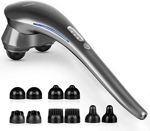 Hangsun Cordless Neck Back Masssger Handheld Deep Tissue Percussion Massage for Shoulder Leg product image