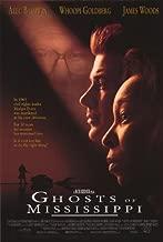 (27x40) Ghosts of Mississippi Movie Alec Baldwin Whoopi Goldberg James Woods Original Poster Print