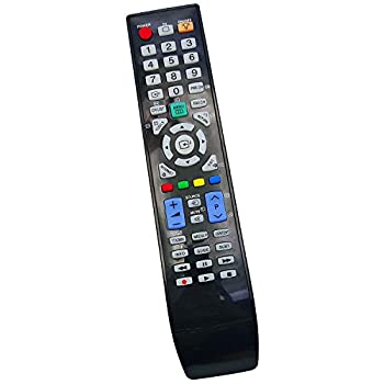 Rnnokate BN59-00860A Remote Control fit for Samsung TV PN50B860 PN58B850Y1F PN58B860 UN40B6000VF UN40B7000 UN46B6000 UN46B7000WF UN46B7100 UN46B8500X UN46B9000X UN55B7000 UN55B7100 UN55B8500X