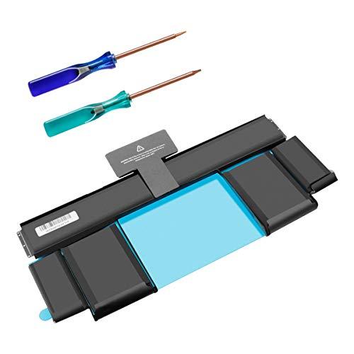 Exmate Batería de Portátil para MacBook Pro 13 Pulgadas Retina A1425 (Finales de 2012 y principios de 2013) A1437, Compatible con MD212 MD213 ME662 11,21V 6600mAh