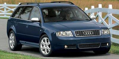2002 Audi S6, 4-Door Wagon Avant quattro All Wheel Drive ...