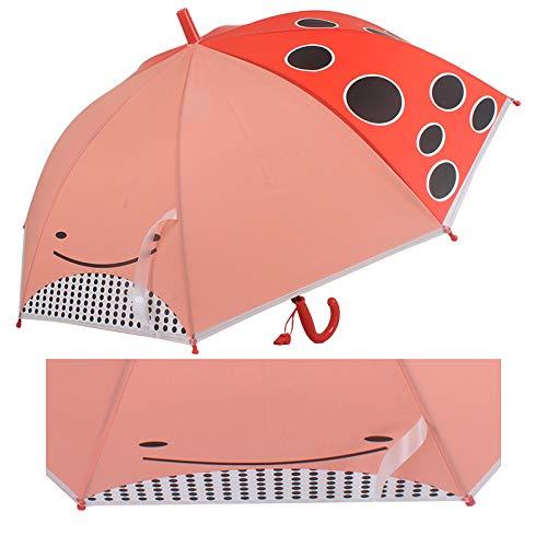 Cartoon Anime paraplu Sorriso dier kinderen paraplu doorzichtige paraplu basisschool milieuvriendelijk transparant automatische paraplu simpatisch kinderscherm