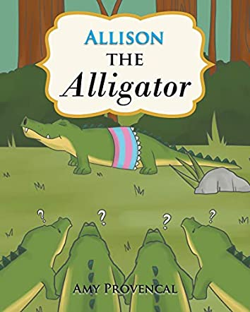 Allison the Alligator