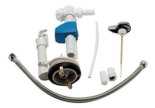 EAGO R-336FLUSH Replacement Toilet Flushing Mechanism for TB336 , White