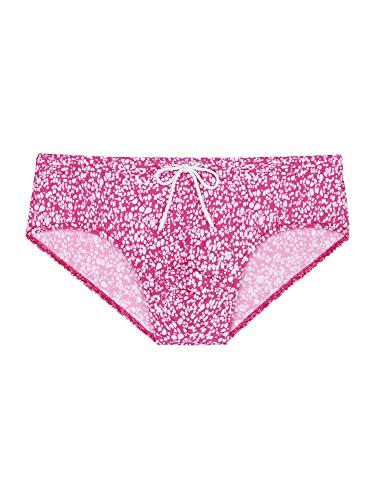HOM Hombre Swim Mini Briefs Bañador 'ISSA' - Pink Print - XL