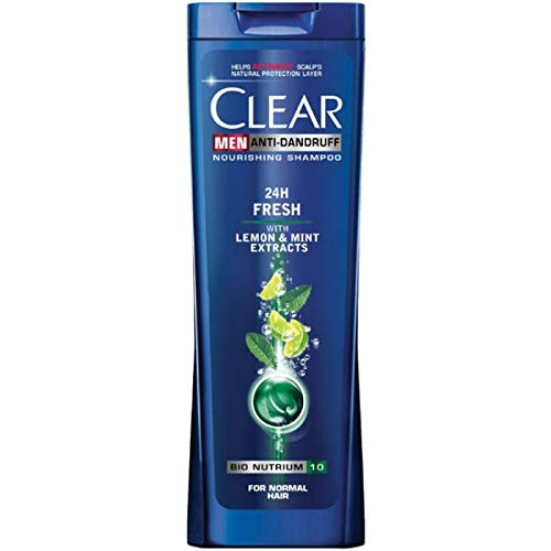 CLEAR SHAMPOO ANTI DANDRUFF COOL SPORT MENTHOL FOR MEN WITH COOLING MINT 1x400ML